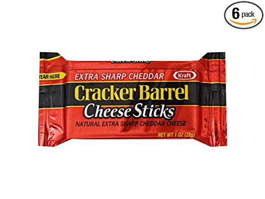 Kraft Cracker Barrel Cheese Stick